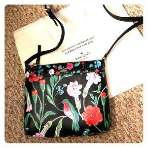 Kate Spade Jardin Leather Crossbody Bag!